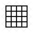 Grid Layout Grids Grid Icon