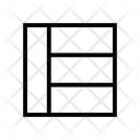 Grid Layout Four Grid Grids Icon