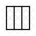 Grid Layout Three Grid Grids Icon