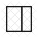 Grid Layout Two Grid Grids Icon