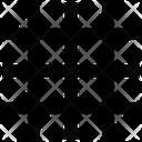Design Solid Grid Icon