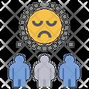 Grief Sad Bewail Icon