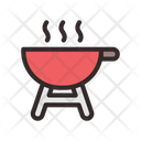 Grill Grill Machine Cooking Icon