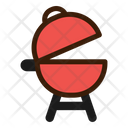 Grill Meat Food Icon