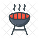 Grill Griller Machine Cook Icon