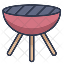 Grill Bbq Summer Icon