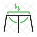 Grill Cooking Food Icon
