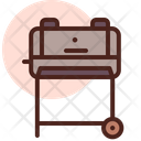 Grill Bbq Stand Barbacue Stand Bbq Icon
