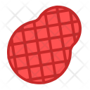 Meat Gril Cooking Icon