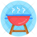 Grill Stove Icon