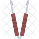 Grill Tongs Icon