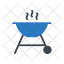 Grilled Cooking Food Icon