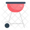 Grilled Grill Cook Icon