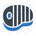 Grilled Steak Beef Icon