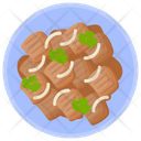 Grilled Beef Beef Stew Pork Stew Icon