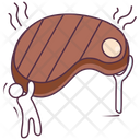 Grilled Steak Icon