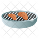 Grilled Beef Grilled Meat Grilled Steaks Icon