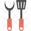 Grilled Tool Icon