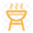 Bbq Barbeque Cooking Icon