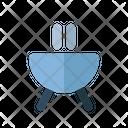Grilling Machine Icon