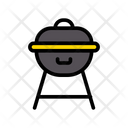 Grilled Food Barbecue Icon