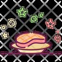 Grilling Steak Icon