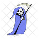 Grim Reaper Scythe Icon