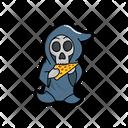 Cute Vector Death Icon