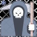 Reaper Grim Spooky Icon