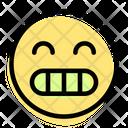 Grimacing Icon