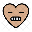 Grimacing Face Emoji Icon