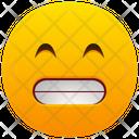 Grimacing Face Emoji Emotion Icon