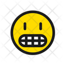 Grimacing Face Grimacing Face Icon