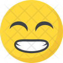 Grimacing Irritated Mouth Icon