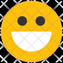 Grin Emoji Smiley Icon