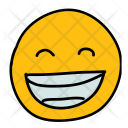 Grin Happy Smiley Icon