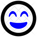 Smiling Face Cute Emoticon Icon
