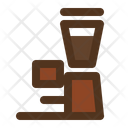 Grinder Tool Coffee Icon