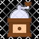 Grinder Coffee Barista Icon