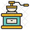 Hand Coffee Kitchenware Icon