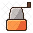 Grinder Coffee Icon