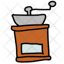 Pepper Grinder Hand Icon