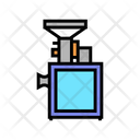 Grinding Equipment Color Icon