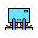 Grinding Machine Color Icon
