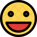 Grinning Icon