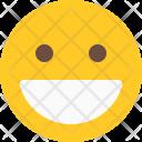 Grinning Emoji Smiley Icon