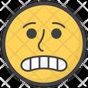 Grinning Emoji Icon