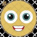 Grinning Emoticon Grinning Emoji Emoticon Icon