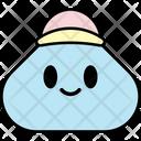 Grinning Man Emoji Emoticon Icon