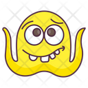 Grinning Monster Icon